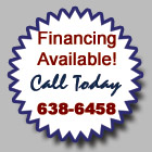 Financing Now Available through US Bank